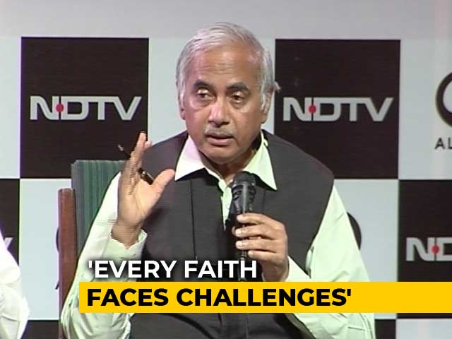 Video : Lynchings Not A Crisis, They Are Challenges, Says BJP's Seshadri Chari