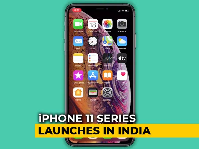 Video : iPhone 11, iPhone 11 Pro, iPhone 11 Pro Max Set to Go on Sale in India Today