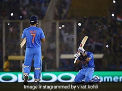 "MS Dhoni ""Made Me Run Like In Fitness Test"": Virat Kohli Recalls ""Special Night"""