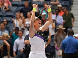 Belinda Bencic Advances To First Grand Slam Semi-Final At US Open
