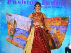 """Reduce, Reuse, Restyle"": Models Spread Awareness On Textile Pollution"