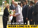 "Video : ""Howdy, Modi!"": PM Arrives In Houston, Will Address Mega Event Today"
