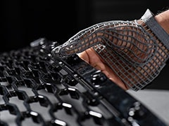 Jaguar Land Rover Designs New 3D Printed Safety Gloves For Factory Workers