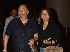Rishi Kapoor's Homecoming: Cancer Survivor Returns To India After 11 Months And 11 Days