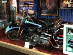 Elvis-Owned Harley-Davidson Becomes Third Most Expensive Bike In The World