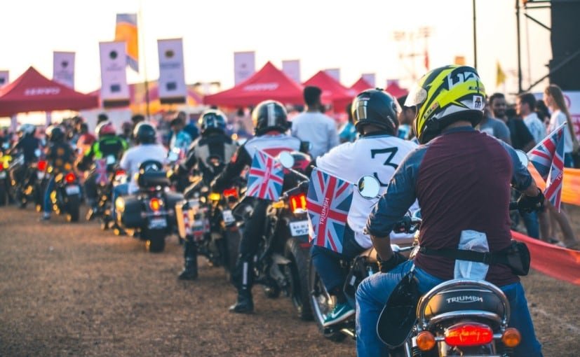 The 2019 India Bike Week will take place on December 6-7, 2019 at Vagator, Goa