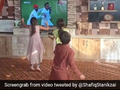Video Of Kids Dancing After Afghanistan's Test Win In Bangladesh Is Viral