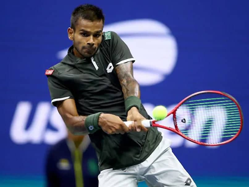 """First Few Minutes Were Tough"": Sumit Nagal Who Won First Set vs Roger Federer"