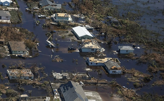 Number Of Dead From Hurricane Dorian In Bahamas Rises To 43: Authorities