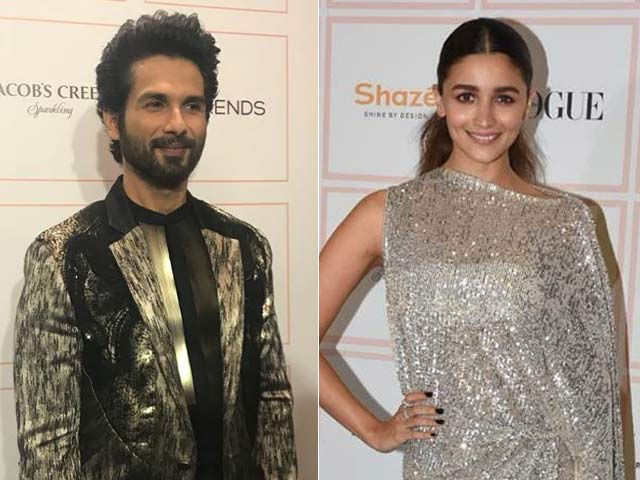 Shahid Kapoor And Alia Bhatt At Their Stylish Best At Vogue Beauty Awards 2019