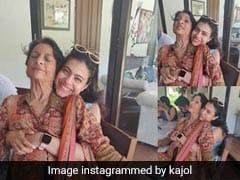 Daughter's Day पर काजोल ने अपनी मां को कुछ यूं दी बधाई, Photo शेयर कर कही ये बात