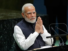 "PM Modi Speech At UNGA: ""World Needs To Unite Against Terrorism"" - Live Updates"