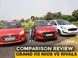 Comparison Review: Hyundai Grand i10 Nios Vs Rivals