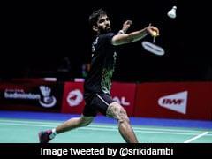 Kidambi Srikanth Pulls Out Of China, Korea Open With Knee Injury