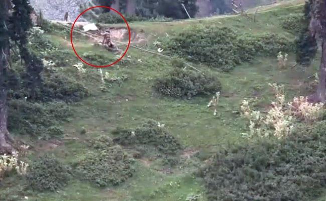 पाक सेना का दोहरा चरित्र: भारतीय सेना की फायरिंग में मारा गया था पाकिस्तानी जवान, अब सफेद झंडा दिखाकर LoC से ले गए शव- देखें Video
