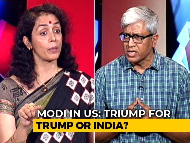 Video : PM Modi In America: Campaign For Trump Or Strengthening India-US Ties?