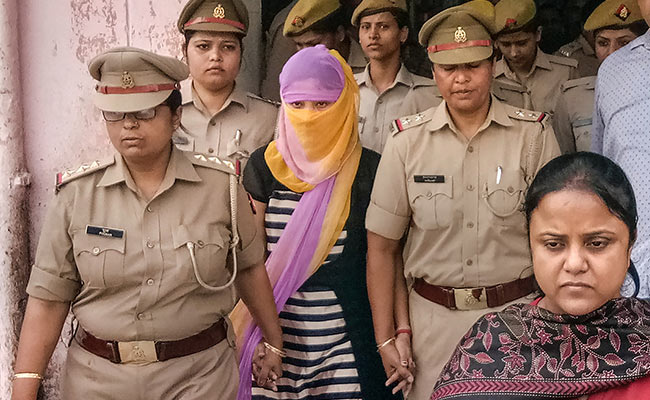 UP Student Who Accused Chinmayanand Of Rape To Move High Court For Bail