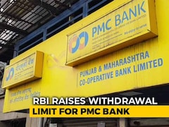 Video: RBI Raises Withdrawal Limit To Rs. 10,000 From PMC Bank Account Holders