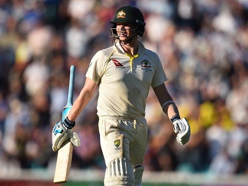 """Bat Is Mightier Than Sandpaper"": Steve Smith Departs To Standing Ovation From English Fans. Watch"