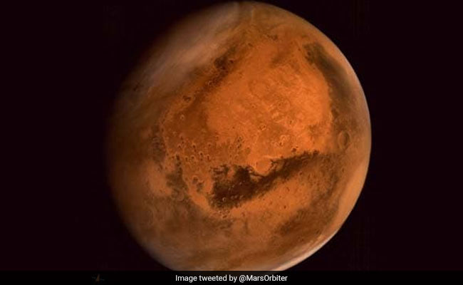 ISRO's Mars Mission Completes 5 Years, Was Meant To Last Only 6 Months