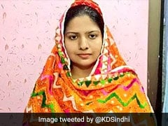 In A First, Hindu Woman Is Police Officer In Pakistan's Sindh: Report
