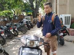 दिल्ली : 5 बजे सुबह स्कूटी पर जा रहे दंपति को बाइक सवार लूटेरों ने लूटा, सीमा विवाद में उलझी रही पुलिस