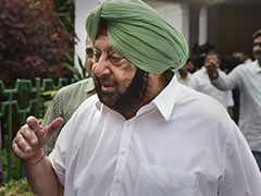 Punjab Shouldn't Be Blamed For Delhi's Pollution, Says Amarinder Singh