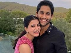 Samantha Ruth Prabhu And Naga Chaitanya Dancing Together On Nagarjuna's Birthday Are Couple Goals