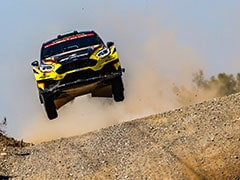 WRC2: Gaurav Gill Ends Rally Of Turkey With DNF After A Promising Start