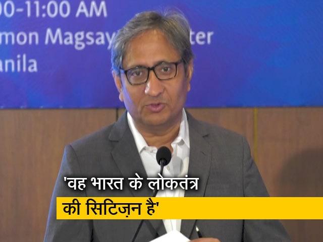 Ravish Kumar: Latest News, Photos, Videos on Ravish Kumar