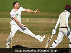Kyle Abbott Records Best Bowling Figures In First-Class Cricket Since 1956