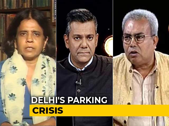 Video : Can Supreme Court Clear Up Delhi's Car Parking Nightmare?