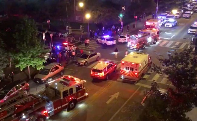 Washington: One killed, five injured in shooting near White House