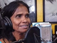 Ranu Mondal Goes From Railway Station To Recording Studio: 'Had Faith In My Voice'