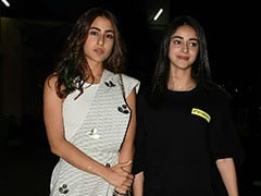 Sara Ali Khan And Ananya Panday Have A School Connection