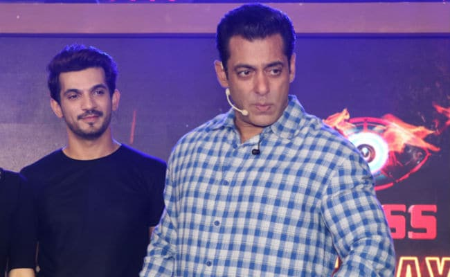 Salman Khan Snaps At Photographer At Bigg Boss Event: 'Ban Me If You Have A Problem'