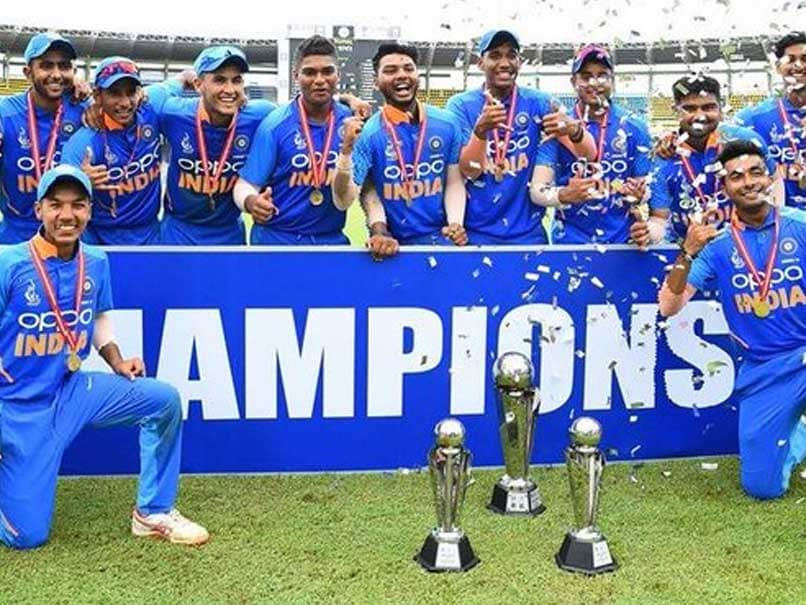 Thats How India under-19 scripts Asia cup title victory