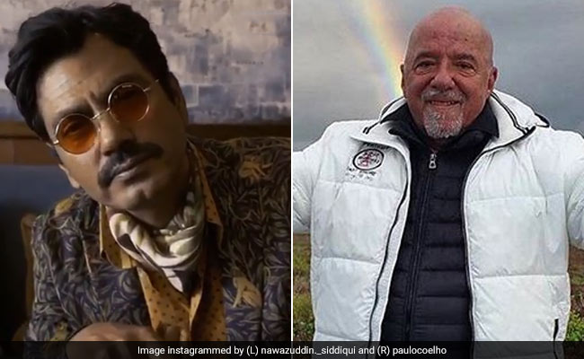 Nawazuddin Siddiqui Thanks Author Paulo Coelho For Appreciation Post