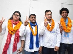 DUSU Polls 2019: NSUI Fields Woman Candidate For Top Post After 11 Years