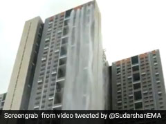 मुम्बई की 40 फ्लोर की बिल्डिंग बनी 'वाटरफॉल', वायरल Video का सच आया सामने