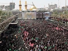 इराक: कर्बला में शिया धार्मिक स्थल पर भगदड़ में 31 लोगों की मौत