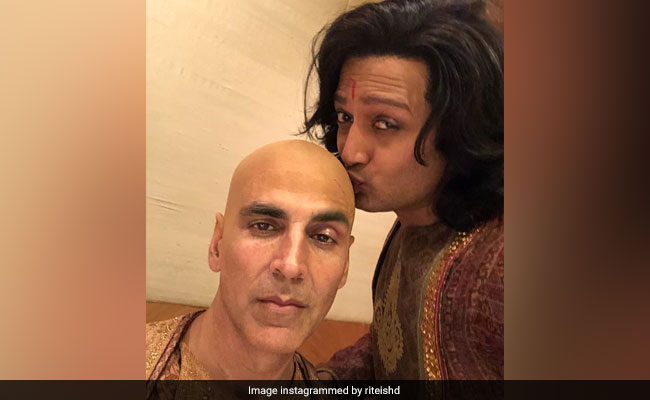 Housefull 4 is Akshay Kumars most expensive holiday, says Riteish Deshmukh