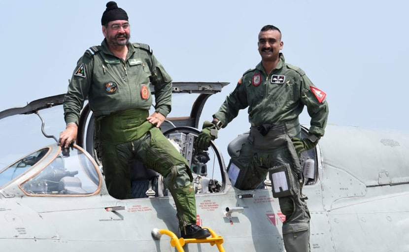 """Took Me 9 Months To Get Back To Flying, Abhinandan Back In 6"": Air Chief"