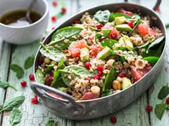 Healthy Diet: 3 Stellar Quinoa Salad Recipes For A High-Protein Meal
