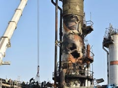 Saudi Arabia Reveals Extent Of Damage To Oil Plants After Drone Strike