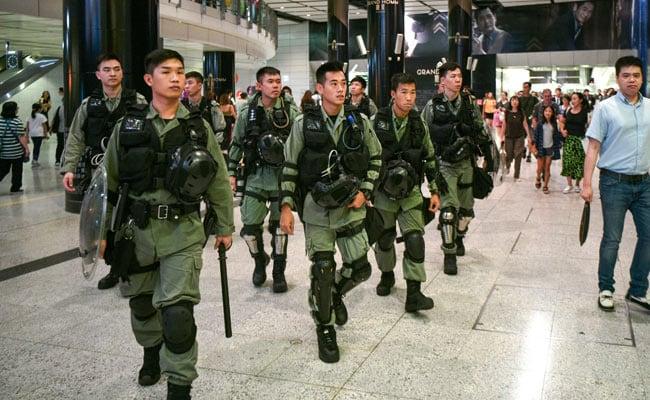 Hong Kong Protests Called Off Today To Mark 9/11 Attacks Anniversary