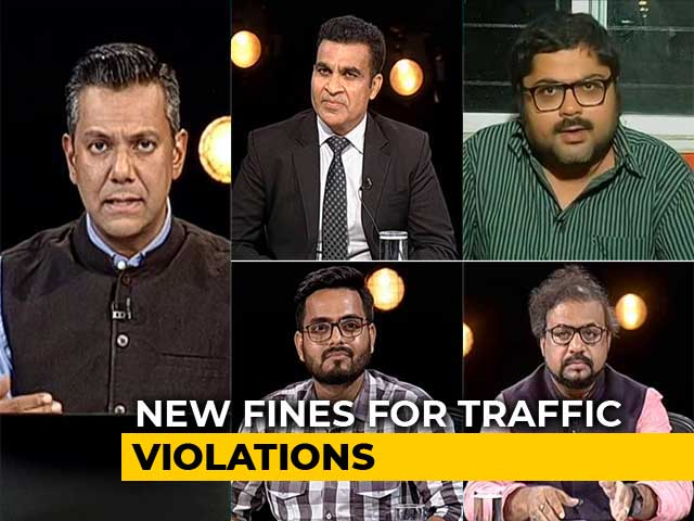 Video : New Traffic Fines: Lifesaver Or Excessive?