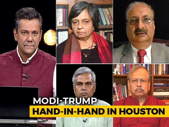 Video : PM Modi-Trump's Joint Houston Endorsement: Creating A New Doctrine?