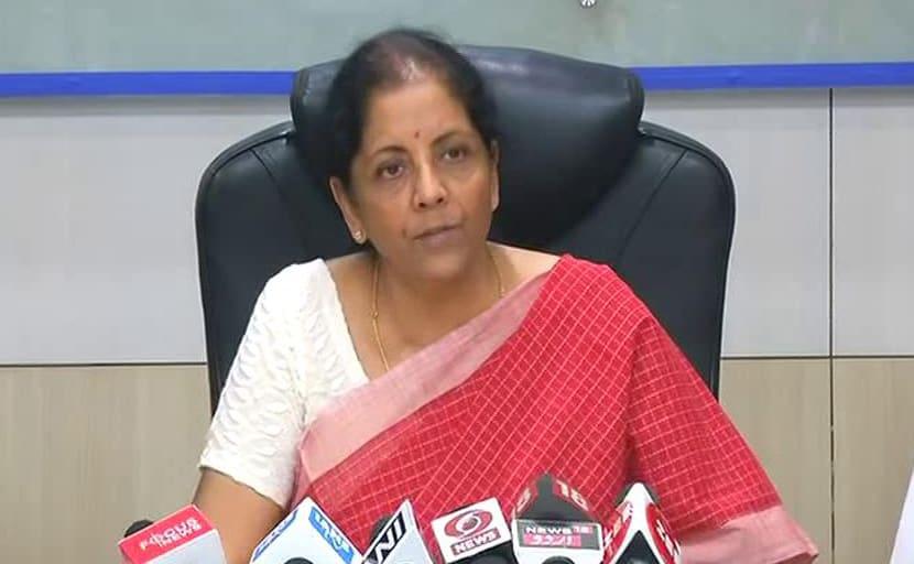 पंजाब एंड महाराष्ट्र कोआपरेटिव बैंक में जारी संकट पर वित्त मंत्री ने चुप्पी तोड़ी