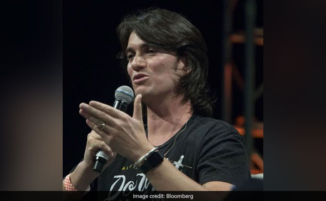 WeWork's Adam Neumann Steps Down As CEO
